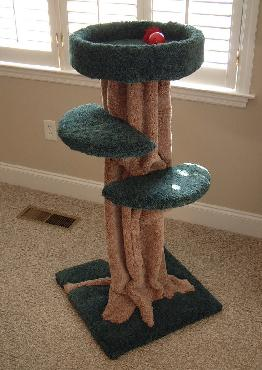 cat tree furniture plans